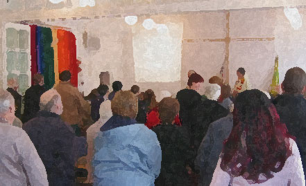 Chuch Congregation